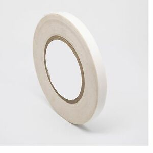 6 Rolls Double Sided Tape Paper Masking 1 2 Clear Premium Industrial Tape 108ft