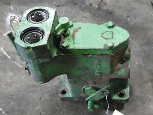 John Deere 4020 Tractor Hydraulic Remote Part r40489 Tag 848