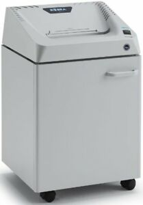 Brand New Kobra 240 1 C4 Security Cross Cut Paper Shredder With Auto Oiler
