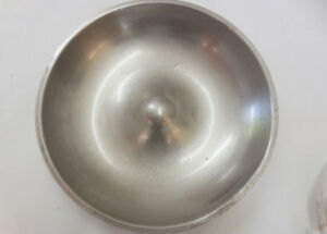 Hobart Buffalo Chopper 8186 84186 Stainless Steel Bowl Adapter Part 290239