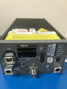Advanced Energy Rf Generator Apex 1513 3156110 214 Tested With Warranty