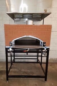 Pita Oven Deck Oven Pizza Oven Natural Gas Etl Approved Great Deal