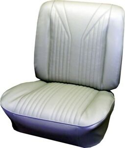 1965 Chevrolet Impala Ss Front Bucket Rear Seat Covers Pui
