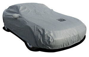 New 1999 2004 Ford Mustang 4 layer Outdoor Car Cover Gray