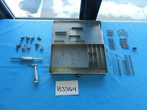 W Lorenz Surgical Orthopedic Maxillofacial Instruments W Case