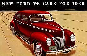 Ford Car 1939 Deluxe Or All 1940 Running Board Set custom Pattern Overstock