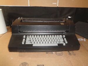 18906ibm Correcting Selectric Ii Commercial Electric Typewriter Power On N f t
