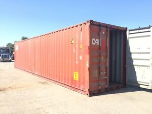 40 High Cube Shipping Storage Cargo Container Containers inland Empire