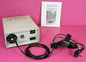 Welch Allyn Surgical Headlight System W Isolux 1300 Xsb 300w Xenon Light Source