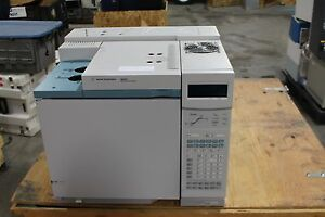 Hp Agilent Gc 6890n Gas Chromatograph 6890 Network Gas Chromatograph Nice