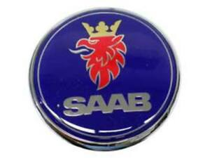 Saab 9 3 3 5 Door Trunk Rear Decklid Hatch Emblem Oem Insignia Crest