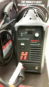 Hypertherm 088114 Powermax 45xp Plasma Cutter 50 Torch 230v New With Cart
