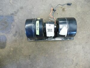 John Deere Tractor Cab Blower Motor W Dual Fans Part Ar69011 Tag 301