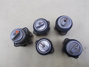 2 Position Maintained Selector Switch Lot Of 5