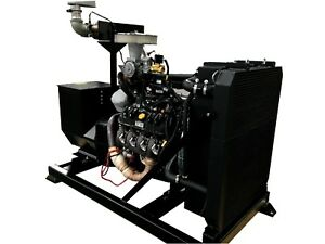 125 Kw Generator Natural Gas Standby Genset