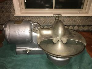 Hobart Commercial Food Cutter Buffalo Chopper Model 8141