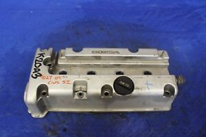 2002 2005 Honda Civic Si Ep3 Hatch K20a3 Oem Engine Valve Cover Assy Pnl 9027