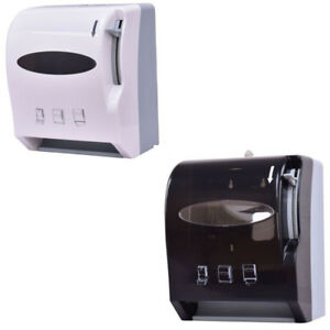 1pc Commercial Bathroom Durable Roll Paper Towel Dispenser Heavy Duty Wall Mount