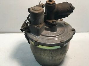 1984 1989 Mitsubishi Starion Air Hydraulic Brake Pump Modulator 381 000 10020