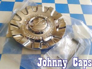 Zinik Wheels 51 Chrome Center Cap Zinik Caroza b Custom Wheel Center Cap 1