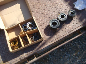 Original 69 Mustang 302 351 4 Speed Toploader Transmission Gear Set Rug E3