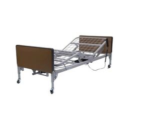 Graham field Lumex Patriot Lx Semi electric Hospital Bed Home Care Bed