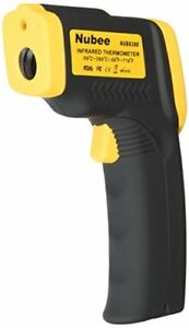 Nubee Temperature Gun Non contact Digital Laser Infrared Ir Thermometer Test