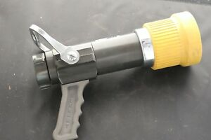 Elkhart Brass Select o matic Sm 30f Firefighting Nozzle