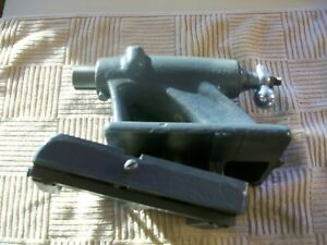 Tailstock Assembly 10d 5 For Parts Or Re do From Vintage Atlas 10 Metal Lathe