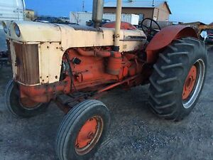 1961 J i Case Model 930 Diesel Tractor