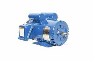 5 Hp Spl 3450 Air Compressor Electric Motor 208 230 Replacement For Century B385
