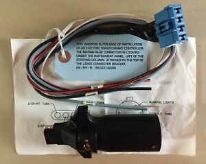 Oem Electric Trailer Brake Controller Tow Kit Dodge Chrysler 56020142ab