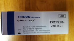 Dental Implants Trinon Q System 15 Implants And surgical Kit