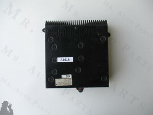 Bmw E36 7607667142 Amplifier as Is