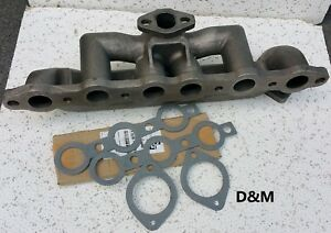 Ford Tractor 4 Cyl Exhaust Manifold 651 661 700 740 740 771 800 8030 811 820 821