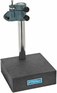 Fowler Full 52 580 030 0 Granite Gage Stand 8 Column Height 0 00005