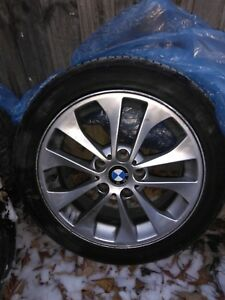 4 Bmw Tires And Rims