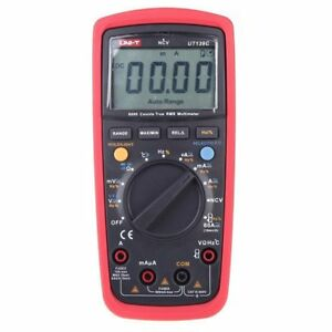 Signstek Uni t Ut139c True Rms Digital Multimeters 2013 Version