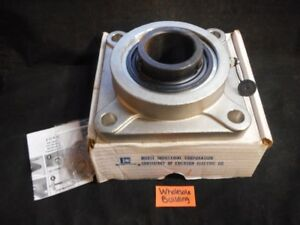 Sealmaster Gold Line 4 bolt Flange Bearing Sf 32c Cr Bore 2