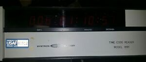 Systron Donner Time Code Generator Search Unit 8181