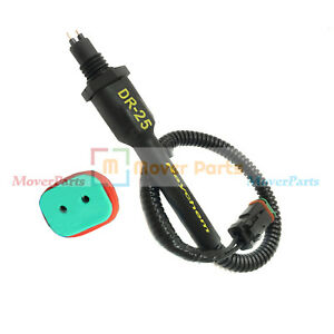 Oil Water Seperator Sensor 600 311 3721 For Komatsu Pc200 8 Pc300 8 Pc350 8