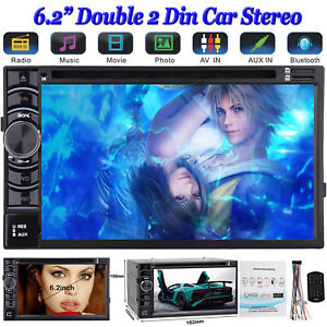 For Honda Crosstour Odyssey Pilot Element Car Stereo Dvd Radio Bluetooth Player
