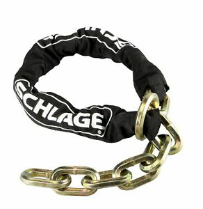 Schlage 999461 High Security Chain With Cinch Ring