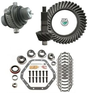 1973 1988 Gm 10 5 Chevy 14 Bolt Grizzly Locker 4 56 Ring And Pinion Usa Gear