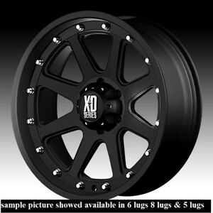 4 New 17 Wheels Rims For Gmc Sierra 1500 6 Lug 25148
