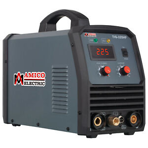 Tig 200dc 200 Amp Tig torch Stick Arc Dc Welder 110 230v Inverter Welding New