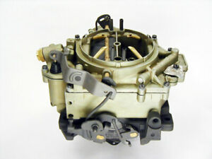 Rochester Carburetor 4jet 4gc For 1959 1964 Oldsmobile 394 200 Core Refund