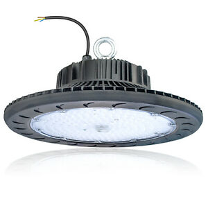 Led High Bay Warehouse Light Bright White Fixture Factory 250w 1000w Equivalent