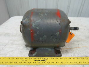 Westinghouse Ser 5410 1hp 3ph 220 440v 1155rpm Electric Motor 204 Frame