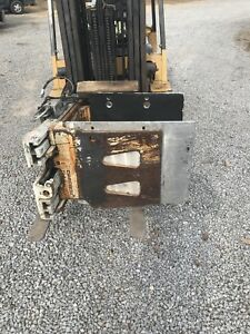Forklift Attachment Carton Clamp Squeeze Clamp Bale Clamp